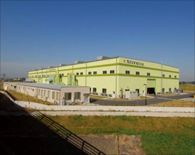 上矢田工場