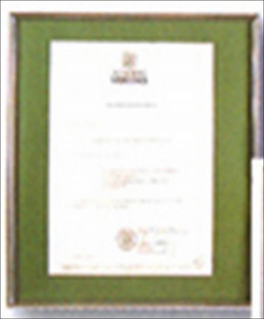 ノ-ルウェー船級協会ダクタイル鋳鉄及び一般鋳鉄製造許可証