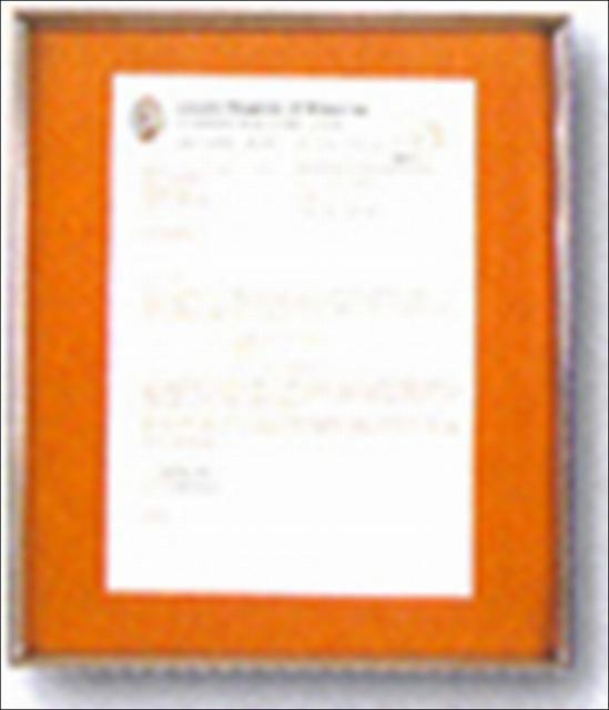 ロイド船級協会ダクタイル鋳鉄製造許可証